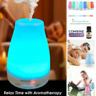 Essential Oil Diffuser Aroma Peppermint Lavender Young Living Room Spa Yoga