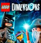 New LEGO Dimensions Level Team Fun Packs in Box Factory Sealed Complete minifigs