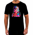 Stormtrooper Paint Effect Rouge One Star Wars Black T-Shirt - Mens Comedy Tshirt