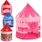 Child Play Tent Toy House Kid Playhouse Castle Pirate Bedroom Nursery Garden