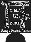 got hitched country wedding Koozies ranch 1196 25 to 300 can party favors