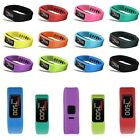 Внешний вид - Large Replacement Wrist Band w/Clasp For Garmin Vivofit Bracelet Without Tracker