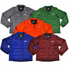 The North Face Mens Brecon Puffer Jacket Full Zip Up Insulated Coat S M L Xl New