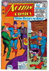 DC  -  ACTION  -  SUPERMAN - RICHES  TO  RAGS  - # 337,  MAY  1966  -  FINE  7.0