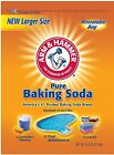 Arm & Hammer Pure Baking Soda Cleaning Pool Maintenance Laundry Odors, 13.5 lb.
