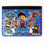 Personalised Paw Patrol Childrens Faux Leather Apple iPad Cover Case PW01