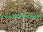 Authentic Recycled Fishing Net, Fish Netting Decor, Decorative Fishnet, Nautical