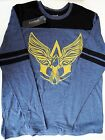 Assassin's Creed Jackdaw Crest Long Sleeve Shirt - (Loot Crate) NEW