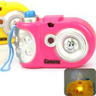 Kids Children Baby Learning Study Toy Projection Camera Educational Toys Useful