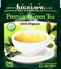 Bigelow Importance Chinese Green Tea 100% USDA Organic, Individually Wrapped