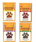 PET MUNCHIES TRAINING TREATS FOR DOGS 100% NATURAL GOURMET DOG TREATS