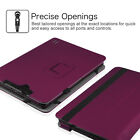 "Leather Case Cover RCA Viking Pro 10.1 inch 10.1"" Detachable 2-in-1 Tablet PC"