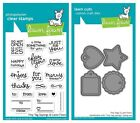 Lawn Fawn Tiny Tag Sayings - Clear Stamp (LF1222) or Custom Die (LF1223)