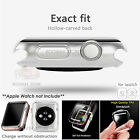 Apple Watch Band Case Cover iWatch Crystal Clear Slim TPU Premium Smooth Bumper