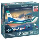 Minicraft Cessna 150 With Multiple Marking Options Model Kit, 1/48 Scale Toy Pla