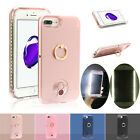 LED White Light Up Selfie Luminous Phone Case Cover For iPhone 6 6s Plus 7 Plus