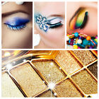 10Colour Diamond Professional Eye Shadow Palette Makeup Cosmetic Brush Set Tools