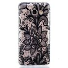 Floral Sexy Lace Flower Silicon Soft Back Cover Case for Samsung Galaxy S3 S4 S5