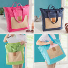 Foldable Friendly Reusable Nylon Eco Storage Travel Shopping Tote #A Grocery Bag