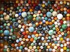 Marbles all different - size 3 1-2 lbs. approx. 270 with 20 shooters Lot 3 OF 3