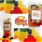 Fruit Salad Gums - Retro Sweets Party Wedding Candy Buffe - Weddings gift QCP580
