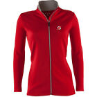 ANTIGUA NEW JERSEY DEVILS WOMEN'S LEADER JACKET