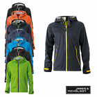 James & Nicholson Herren Outdoor Jacket  Softshell Jacke Wind/wasserdicht JN1098