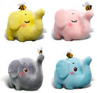 plush toy stuffed doll elephant bee charcoal car air purification present 1pc
