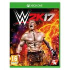 WWE 2K17 Xbox One Game -