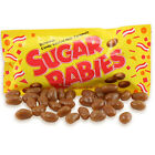 Sugar Babies Milk Caramel Candy - 4 Count - Bite-Sized Caramels FREE SHIPPING