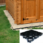 SHED BASE KIT - WEED FABRIC & TRUEPAVE GRIDS Grass Paver Garden Paths Driveway