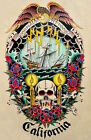 Cormack Tattoos by Cormack California Nautical Traditional Ship Canvas Art Print
