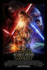Star Wars The Force Awakens Ultra Hi-Res Movie Poster