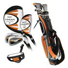Junior Golf Club Intech Lancer Set w/Bag For Ages 8-12 - Available RH or LH New!