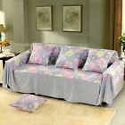 Flower YJZR Canva SlipCover Sofa Cover oAUl Protector for 1 2 3 4 seater LAUBT