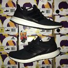 Adidas Ultra Boost 3.0 LTD Leather Cage Core Black Limited BA8924 Size: 8-13