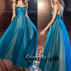 A Line Tulle Cocktail Dress2017Elegant Sweetheart Formal Prom Dresses Party Gown