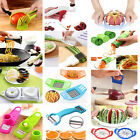 Home Garden - Creative Kitchen Tools Vegetable Slicer Cutting Slicing Cutter Gadget Peeler