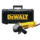 DEWALT 11 Amp 4-1/2 in. Paddle Switch Angle Grinder Kit DWE402K New