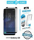 Gadget Guard Black Ice CORNICE CURVED Tempered Glass Full Screen for GALAXY S8 +