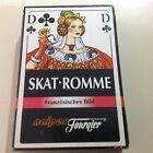 SKAT-ROMME POKER  TYPE FOURNIER PLAYNG CARDS NEW AND UNUSED