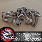 finishing screws - Solid Stainless Steel Countersink Wood Finish Screws with Washers Pozi Pozidriv