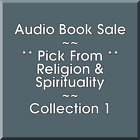 Audio Book Sale: Religion & Spirituality (1) - Pick what you want to save