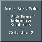 Audio Book Sale: Religion & Spirituality (2) - Pick what you want to save