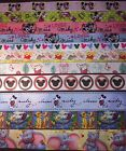 DISNEY MINNIE MICKY MOUSE DUMMY CLIPS HANDMADE TO ORDER BRAND NEW !!SALE!!