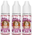 Strawberry Custard Flavour Mums Home Baked 30 ML of E Liquid E Juice 0 3 6 Mg