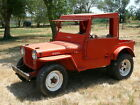 1948+Willys+CJ2A