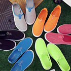 Breathable mesh shoes flat student summer men's shoes new couples leisure shoes