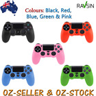 Silicone Protective Case For Sony PlayStation 4 Controller PS4 Shock Drop Dust