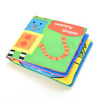 Baby Cloth Intelligence Development Learning Picture Educational Cognize Bookhot